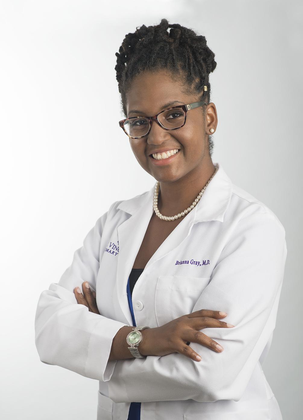 Briana Gray, MD