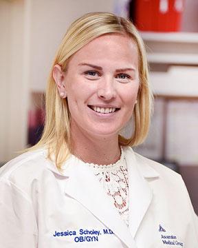 Jessica Scholey, MD