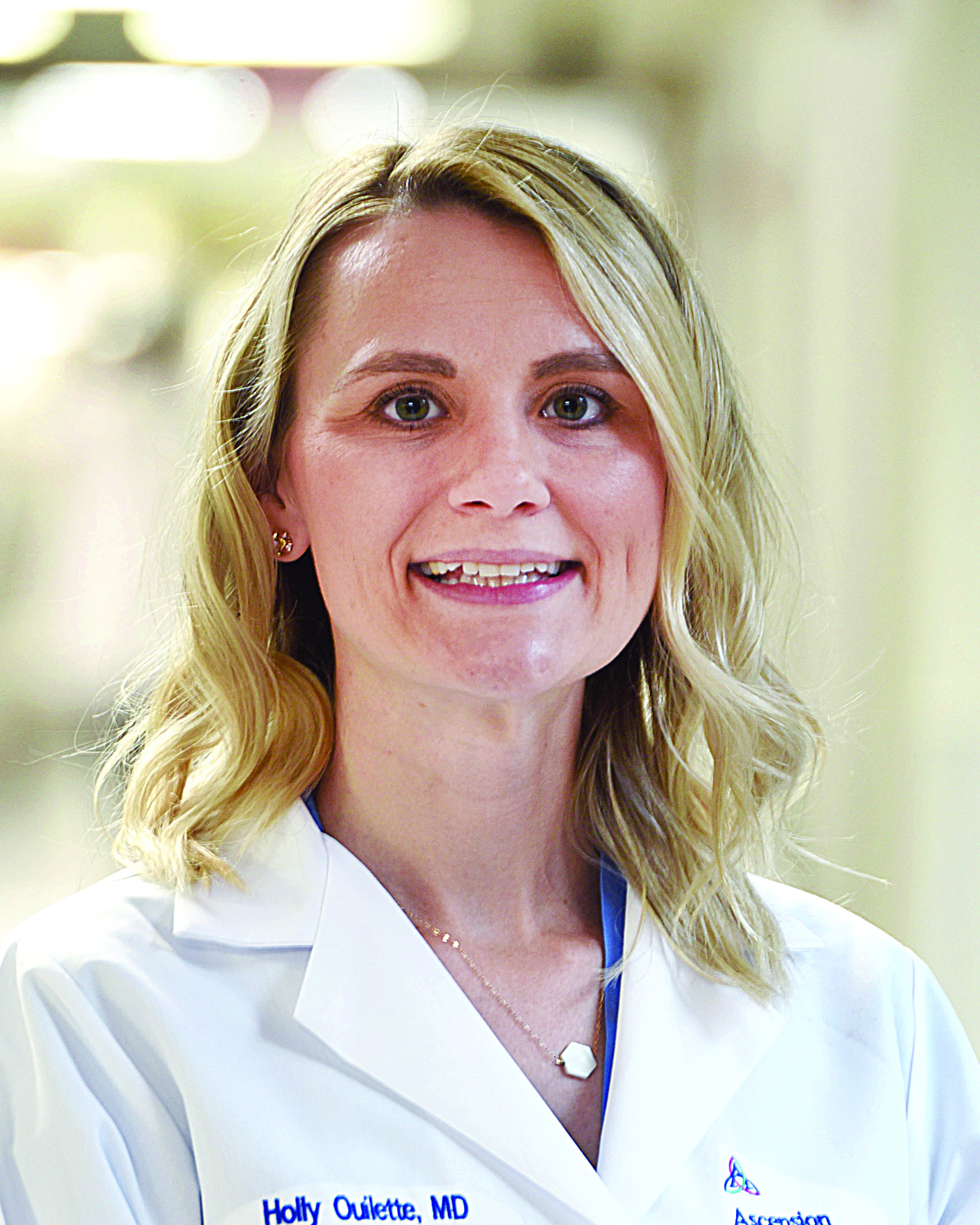 Holly Ouillette, MD