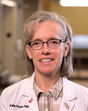 Rosalie Focken, MD