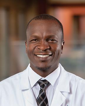 Dennis Oyieng'o, MD