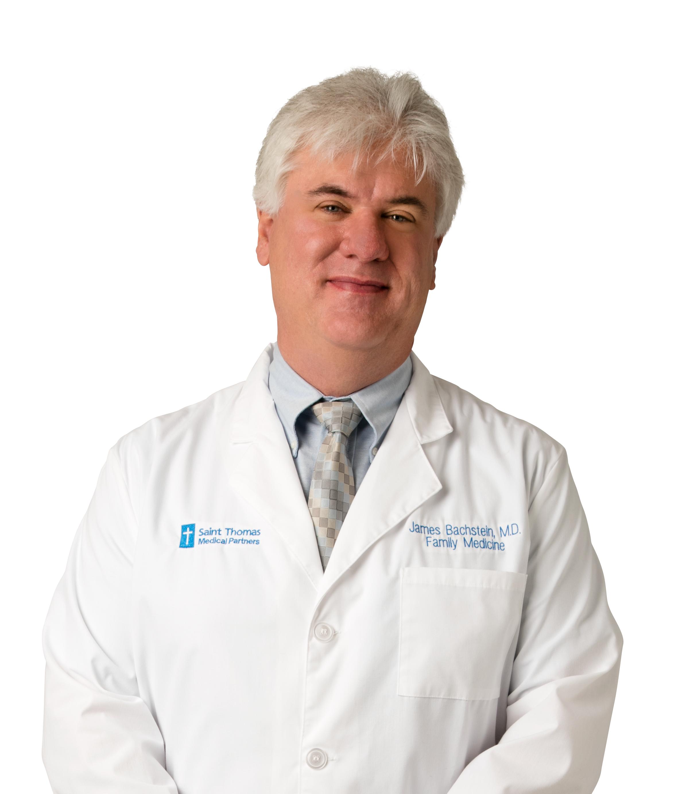 James Bachstein, MD