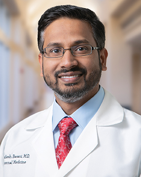 Shailesh Basani, MD
