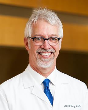 Lloyd Berg, PhD