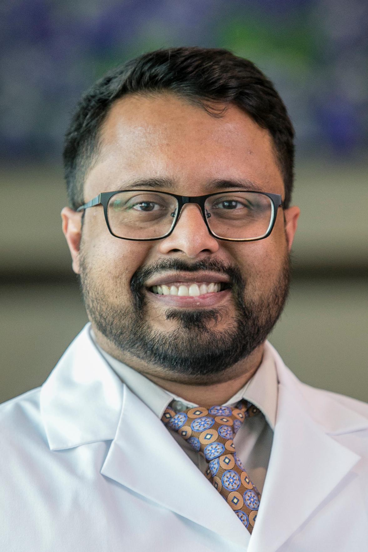 Ajay Zachariah, MD