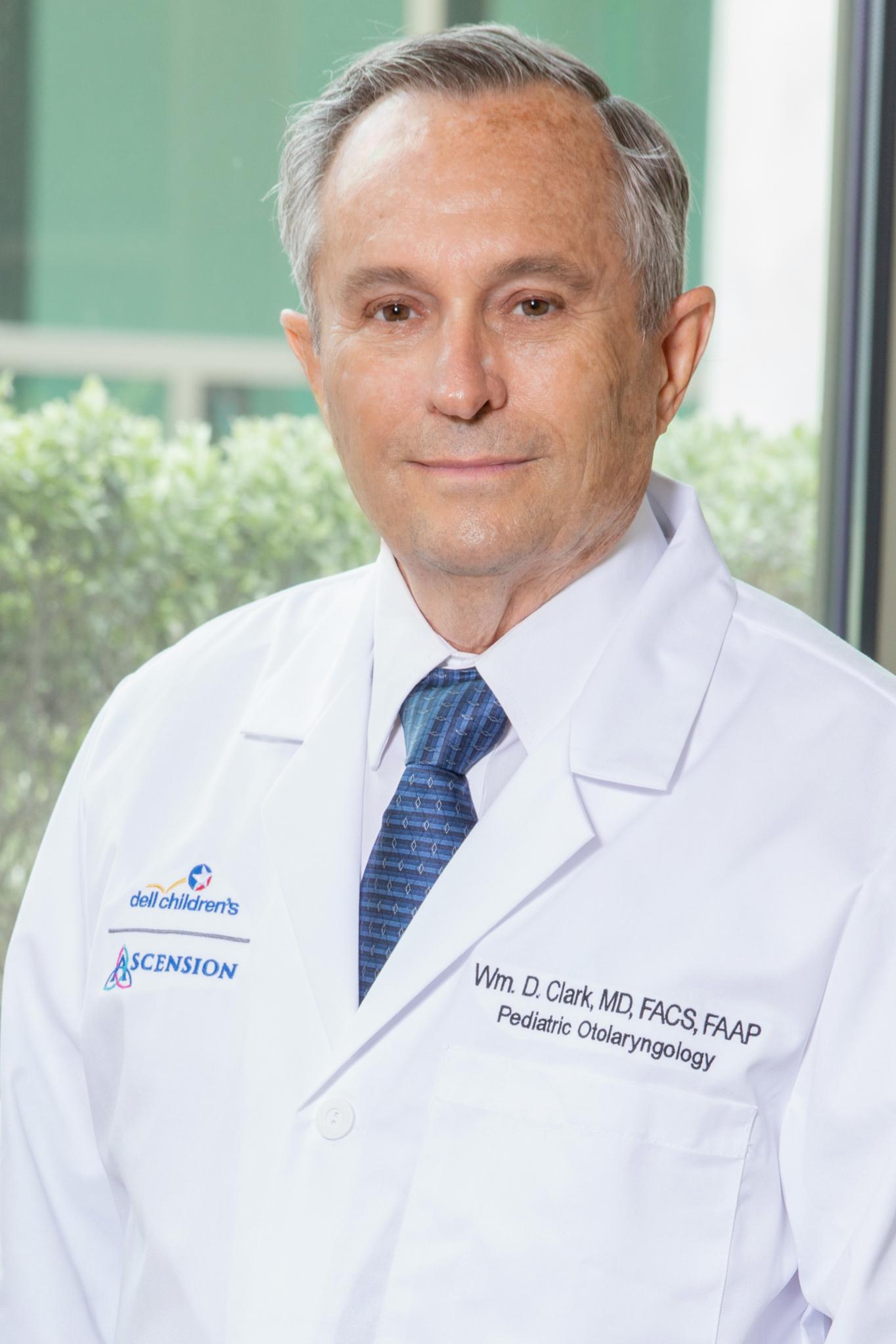 William Clark, MD