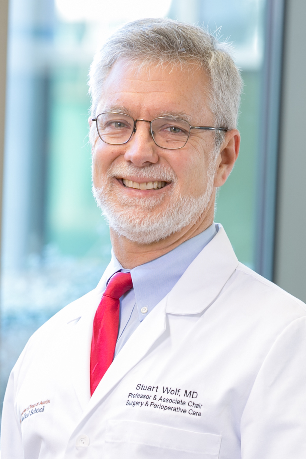 James Wolf, MD