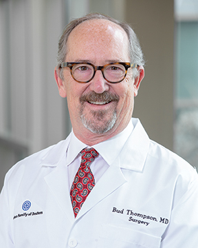 "Robert ""Bud"" Thompson, MD"