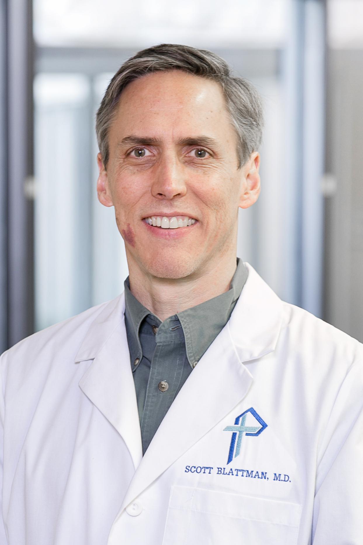 Scott Blattman, MD