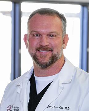 Jeff Chancellor, MD