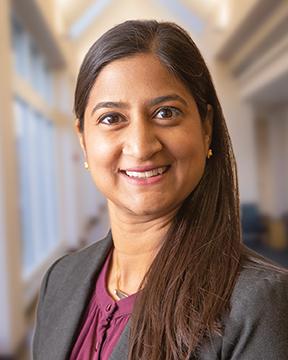 Sangita Sudharshan, MD