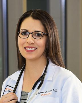 Melissa Cossey, MD