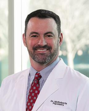 "Roger ""Lowell"" McRoberts, MD"