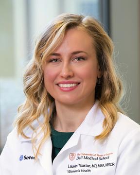 Lauren Thaxton, MD