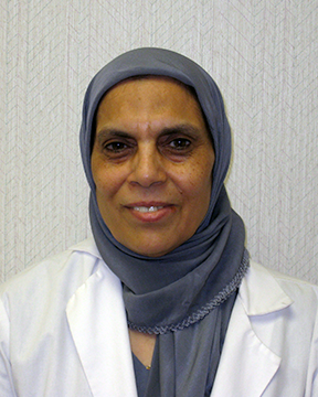 Azra Ahmed, MD